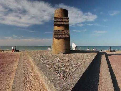 The Normandy Beaches