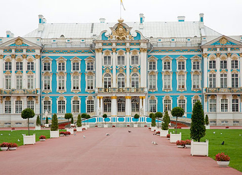 Catherines Palace, Russia