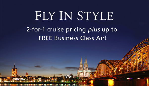 Up to FREE Business Class Air!