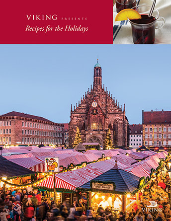 "Cover of e-book ""Viking Presents: Recipes for the Holidays"""
