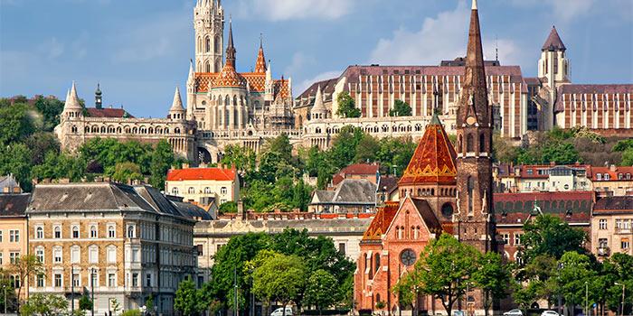 Grand European Tour Amsterdam To Budapest Viking