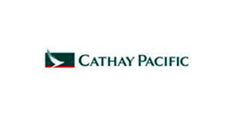 Logo of Cathay Pacific airlines