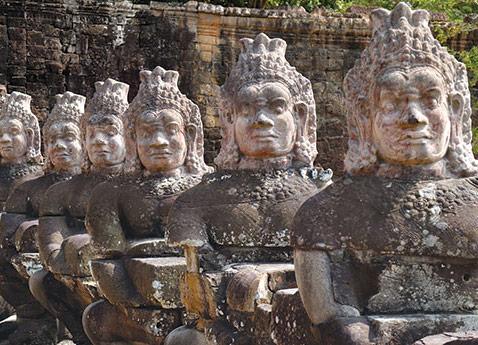 About Angkor Wat