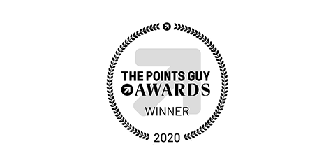 THE POINTS GUY READERS' CHOICE AWARDS - 2020